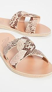Ancient Greek Sandals Desmos 凉鞋