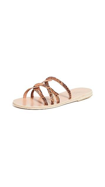 Ancient Greek Sandals Revekka Sandals