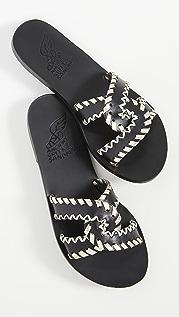 Ancient Greek Sandals Desmos Stitch 凉拖鞋