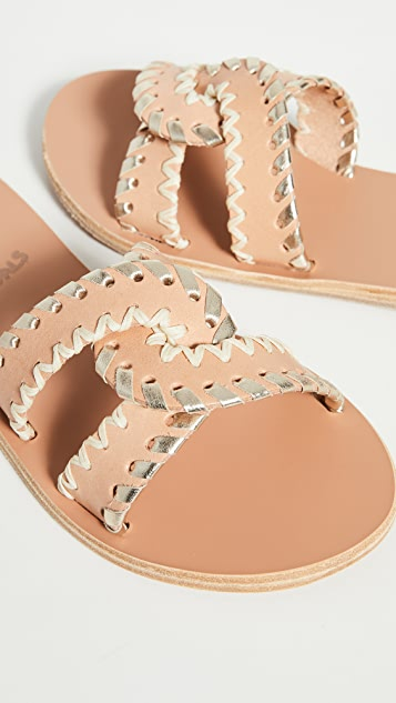 Ancient Greek Sandals Desmos Stitch 凉拖鞋