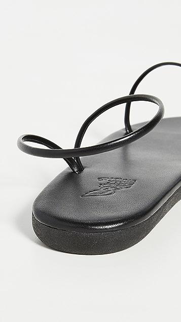 Ancient Greek Sandals Сандалии Kansiz