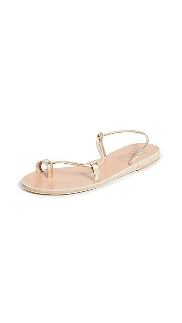 Ancient Greek Sandals Afea Sandals