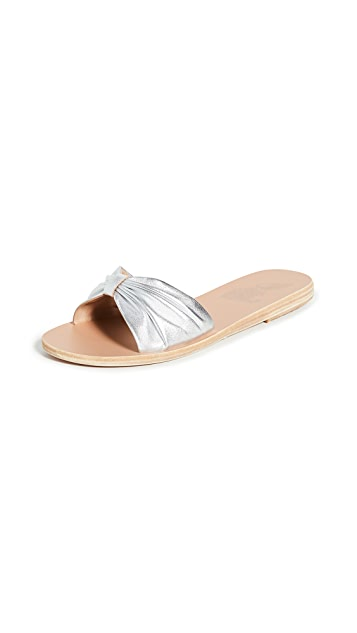 Ancient Greek Sandals Mimi 蝴蝶结凉拖鞋