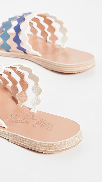 Ancient Greek Sandals x Le Sirenuse Positano Niki Onda 凉鞋