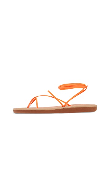 Ancient Greek Sandals String Flip Flops
