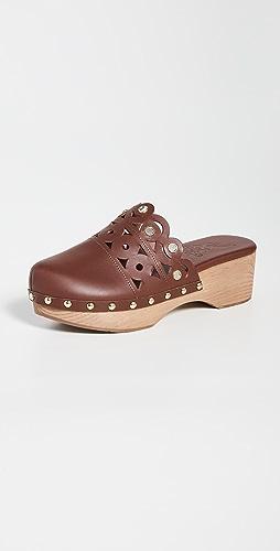 Ancient Greek Sandals - Greco 闭合式木底鞋