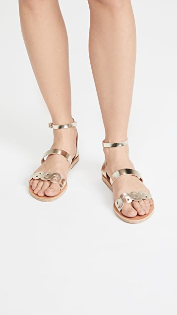 Ancient Greek Sandals Dysi Sandals