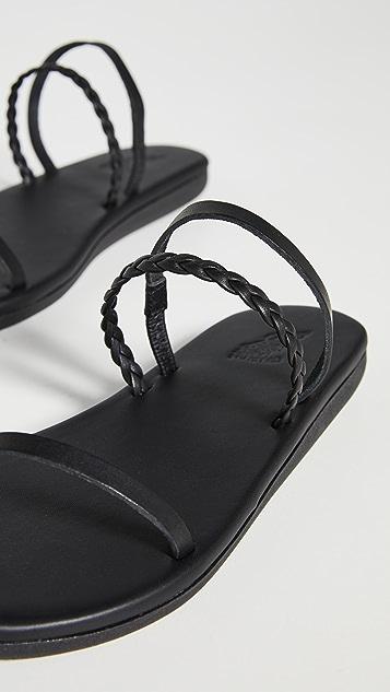 Ancient Greek Sandals Pigi Sandals