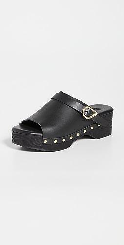 Ancient Greek Sandals - 经典木底鞋