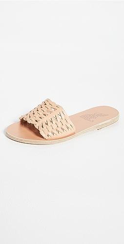 Ancient Greek Sandals - Taygete 梭织凉鞋
