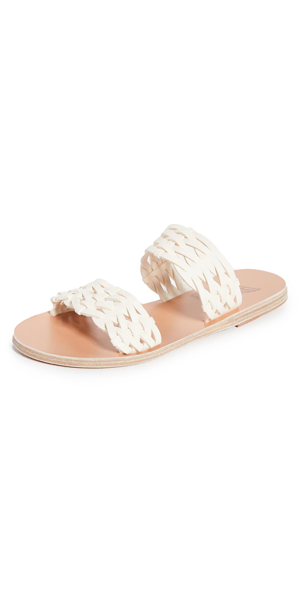 Ancient Greek Sandals Melia Woven Sandals
