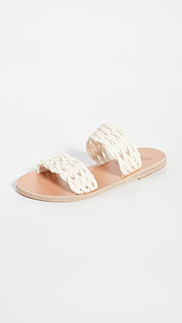 Ancient Greek Sandals Melia 梭织凉鞋