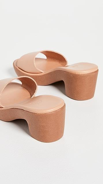 Ancient Greek Sandals Katina Comfort Clogs