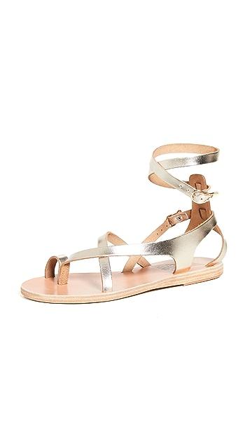 Ancient Greek Sandals Dora Sandals