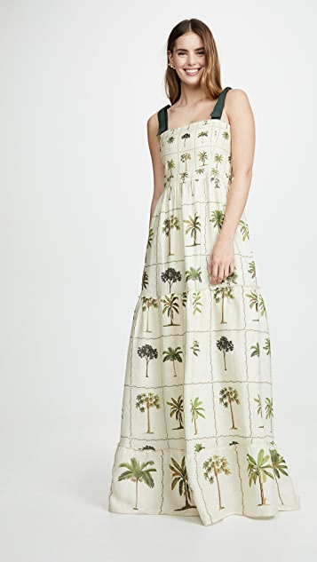 Agua by Agua Bendita Herbarium Dress