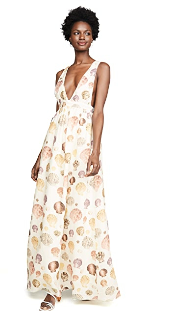 Agua by Agua Bendita Naturalia Dress