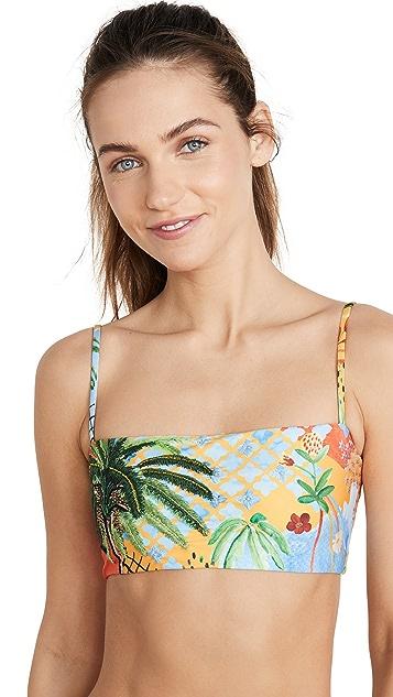 Agua Bendita Susan Bikini Top