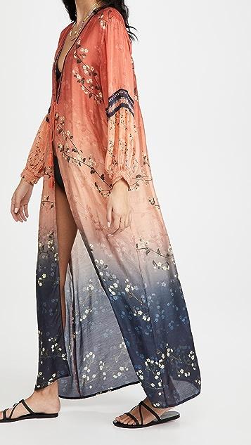 Agua Bendita Isabelle Ornit Kimono