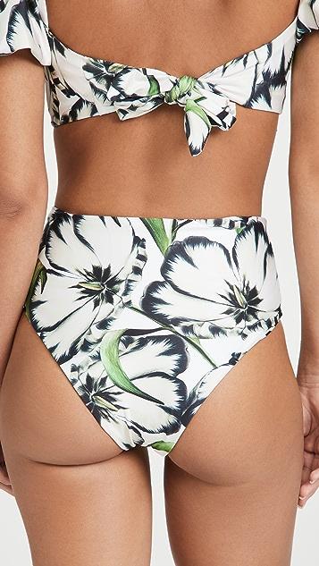 Agua Bendita Alicia Giard Bikini Bottoms