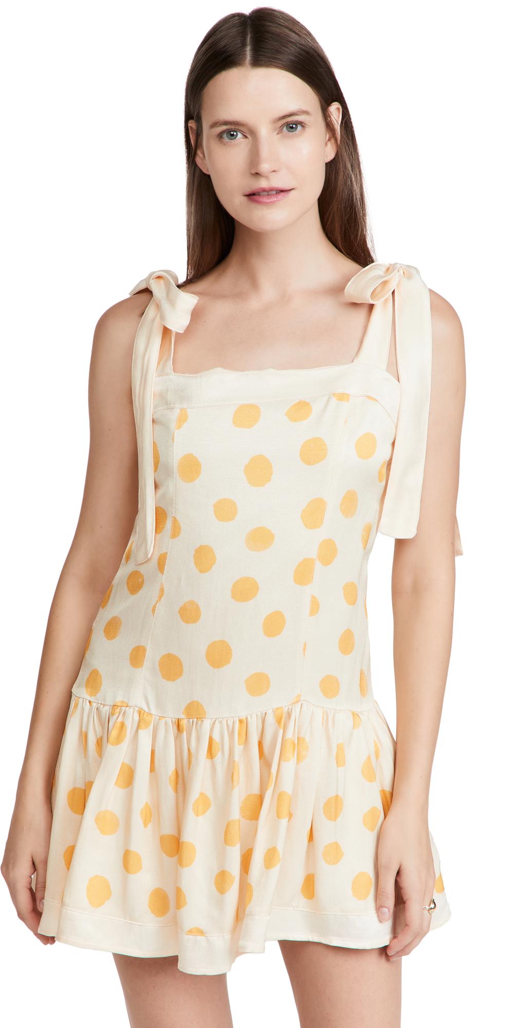 Mini Joaquina Dress