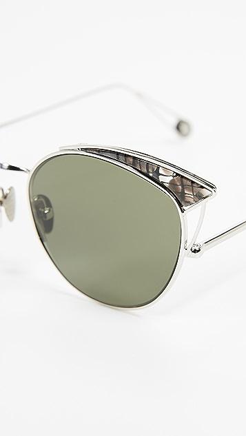Ahlem Violet Sunglasses
