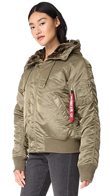 Alpha Industries N-2B Barricade Bomber Jacket