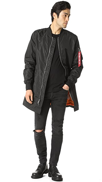 Alpha Industries L2B Long Jacket