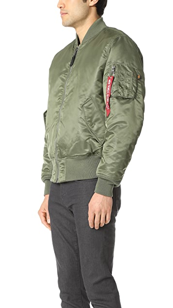 Alpha Industries MA-1 Blood Jacket