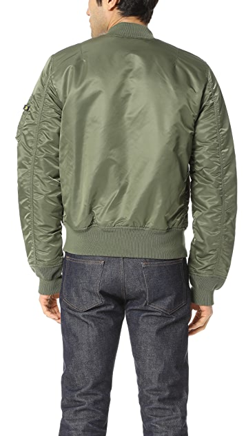 Alpha Industries MA-1 Slim Fit Jacket