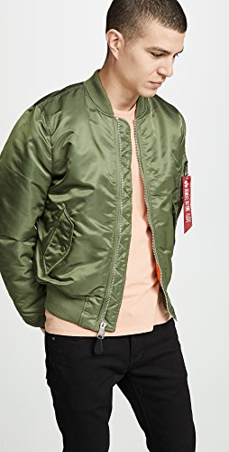Alpha Industries - MA-1 Slim Fit Jacket