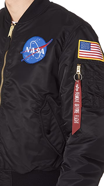 Alpha Industries MA-1 Apollo Jacket