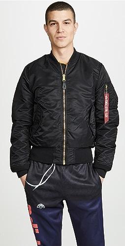 Alpha Industries - MA-1 Slim Fit Jacket
