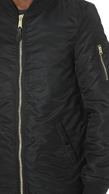 Alpha Industries MA-1 Long Jacket