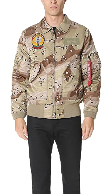 Alpha Industries 45/P Storm Cruise Jacket