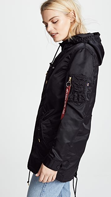 Alpha Industries Fishtail Parka