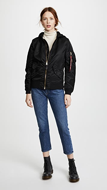 Alpha Industries Natus Bomber Jacket