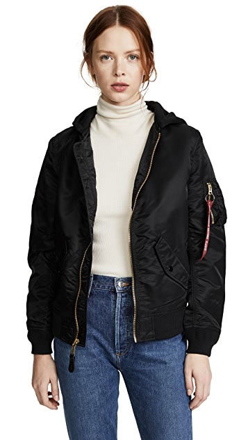 Alpha industries parka dames