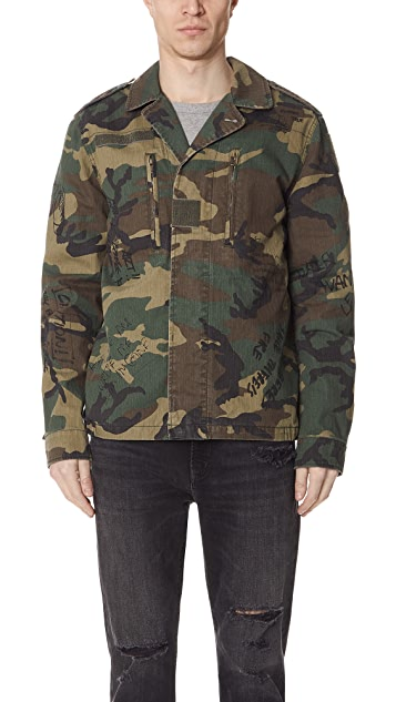 Alpha Industries F-2 French Field Deco Jacket ...