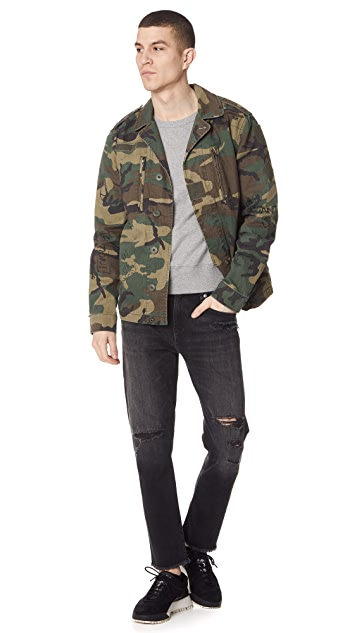 Alpha Industries F-2 French Field Deco Jacket
