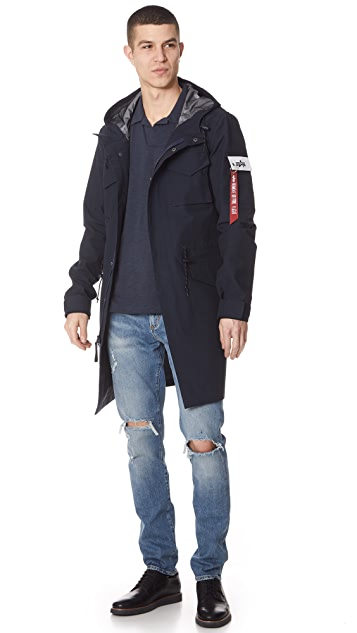 Alpha Industries Quartermaster WP Field Coat