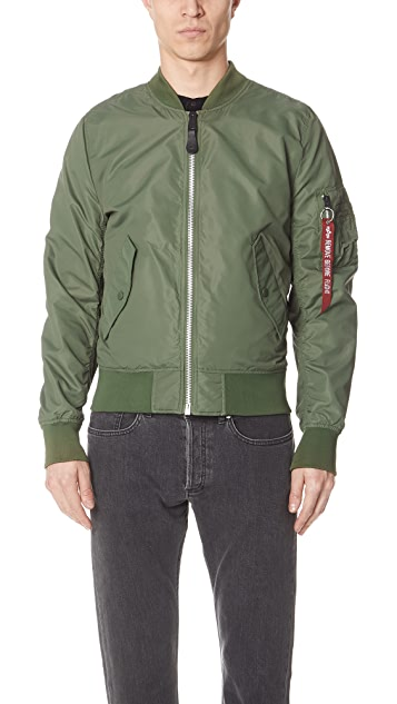 Alpha Industries L 2B Dragonfly Bomber Jacket