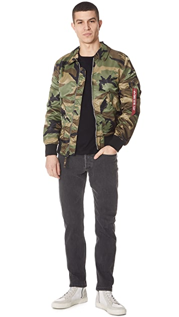 Alpha Industries CWU 36P Mod Triton Jacket