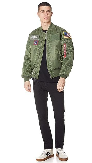 Alpha Industries MA-1 Flex Core Jacket