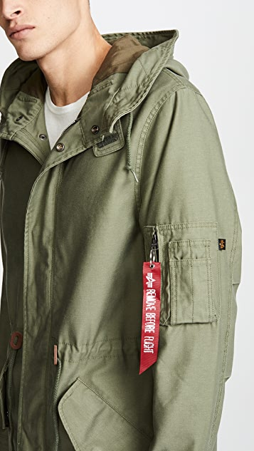 Alpha Industries M-59 Fishtail Jacket