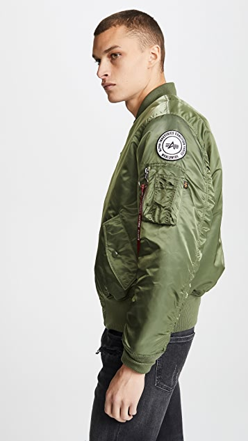 Alpha Industries MA-1 Coalition Forces Flight Jacket