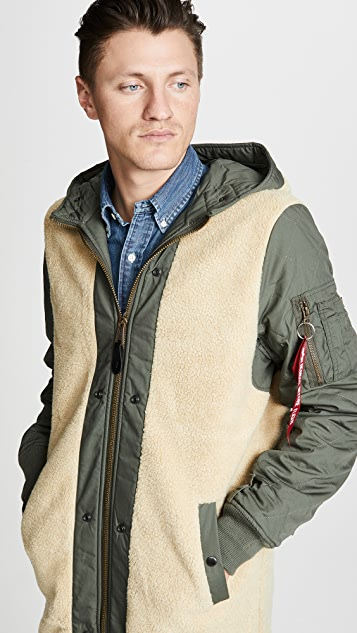 Alpha Industries M47 Pile Liner Jacket