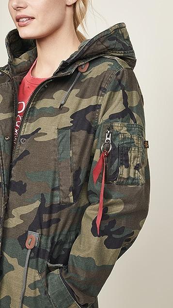 Alpha Industries Meri Fishtail Jacket