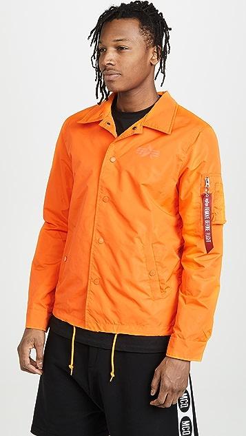 Alpha Industries Alpha Coaches Jacket