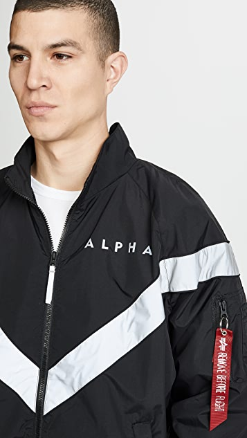 Alpha Industries Pt Track Jacket