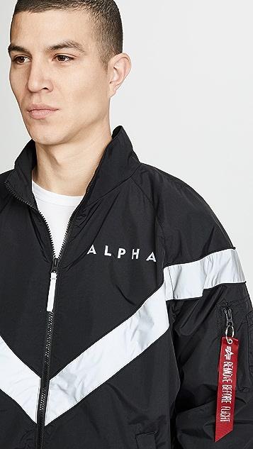 Alpha Industries Pt Track Jacket